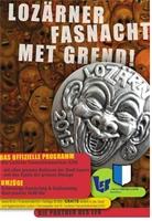 Luzerner Fasnacht 2015 Umzugs Booklet