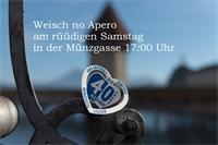Weisch no Apero - am rüüdigen Samstag in der Münzgasse 17:00 Uhr
