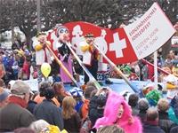 Luzerner Jodlerfasnacht tritt am 61. Zentralschweizerischen Jodlerfest auf