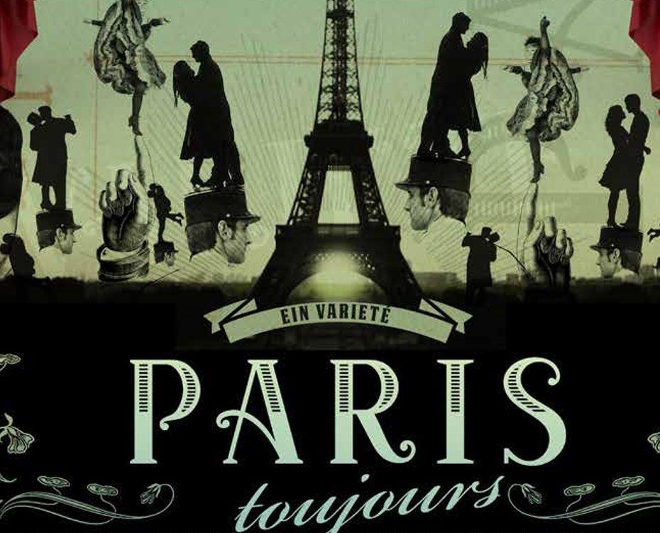Ein Varieté - Paris toujours